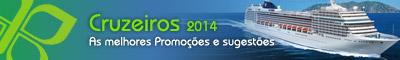 Cruzeiros Férias 2013