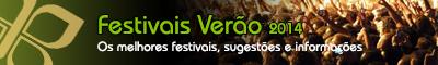 Festivais de Verão 2014