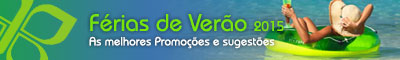 Férias Verão 2015 - Promoções e Descontos